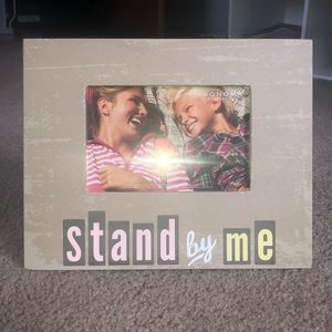 "Sonoma ""Stand By Me"" 4x6 Frame"